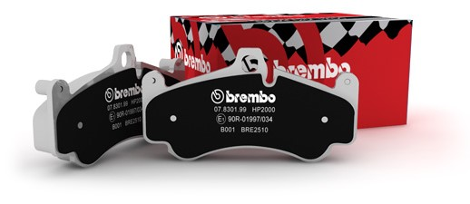 BREMBO HIGH PERFORMANCE