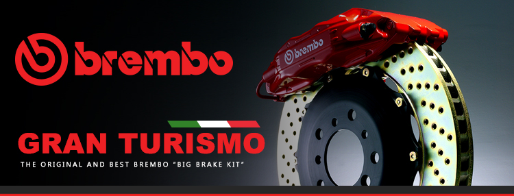 BREMBO PERFORMANCE || BREMBO GRAN TURISMO