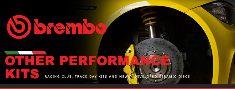 OTHER BREMBO PERFORMANCE KITS