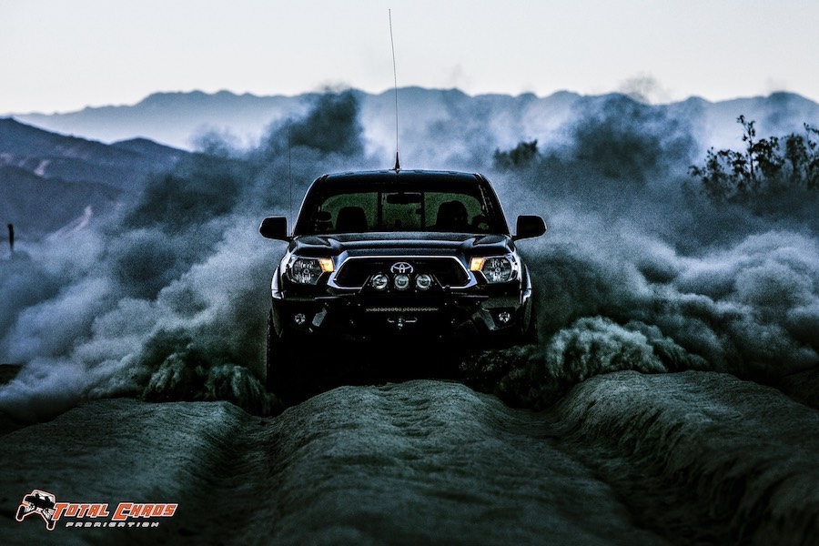 OFF ROAD TUNING